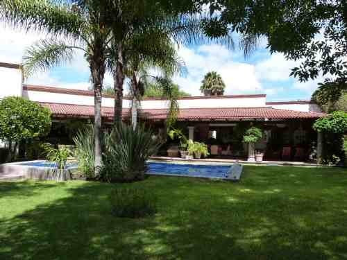 Casa En Renta De Un Nivel En Juriquilla