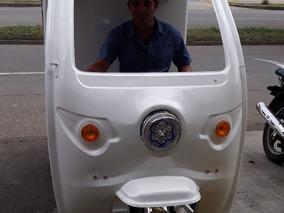 Moto Carro Moto Electrica Con Furgon
