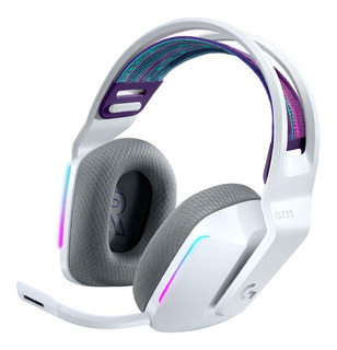 Auriculares Headset Logitech G733 Lightspeed Inalambrico Rgb