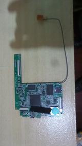 Placa Logica Tablet Qbex Zupin Tx120 Com Defeito