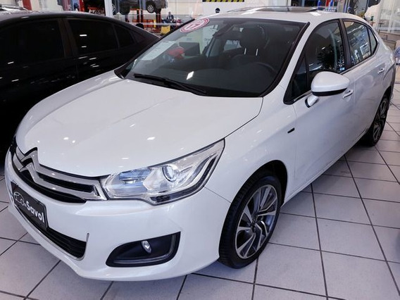 Citroën C4 Lounge Exclusive 1.6i Thp 16v 165cv, Gbr9893