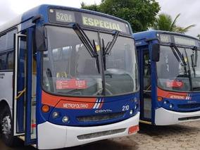 Ônibus Comil Svelto Único Dono Seminovo Volks 17 230 Urbano