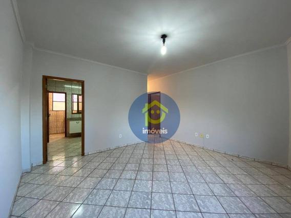 Apartamento Para Alugar Próx. Hb, Com 2 Dormitórios, 80 M² Por R$ 1.300/mês - Vila São Pedro - São José Do Rio Preto/sp - Ap7524