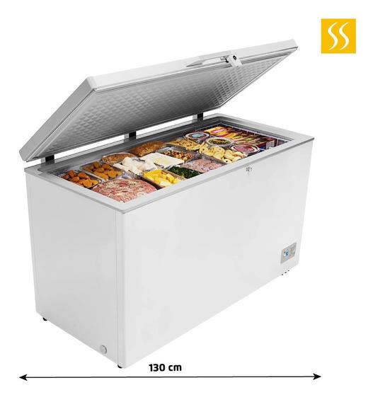Congelador Horizontal Electrolux 380 Litros 3 Años Garantia