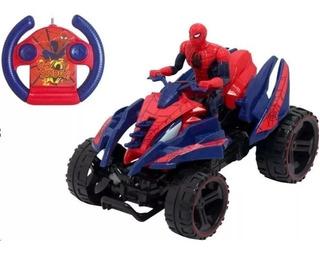 Cuatriciclo Spiderman 7215 C/control