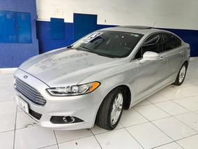 Ford Fusion 2.5 Flex Aut. 4p 2013