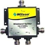 Wilson Electronics -6 Db Divisor De 4 Vías, N-hembra (50 O