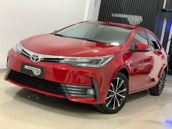 Toyota Corolla 2017 1.8 Se-g Cvt 140cv