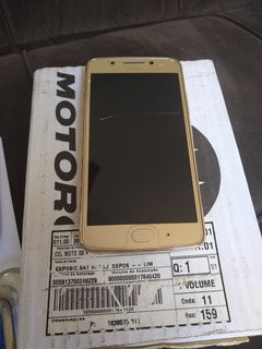 Celular Moto G5 Xt 1267