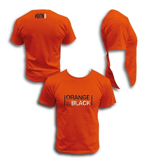 Playera De Orange Is The New Black