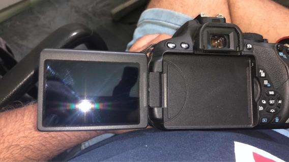 Câmera Canon Rebel 5ti