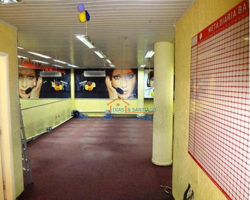 Salão Comercial À Venda, Vila Buarque, São Paulo - . - Sl0035