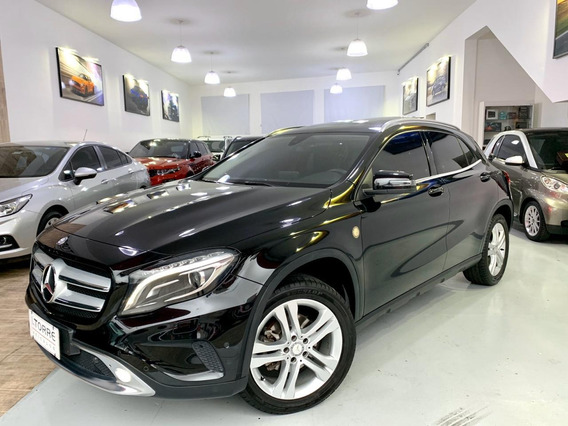 Mercedes-benz Gla 200 1.6 Cgi Enduro 16v Turbo Flex 4p Aut
