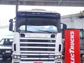 Scania R124 400 6x4 Bug Leve Molejo Pneus Novos Selectrucks