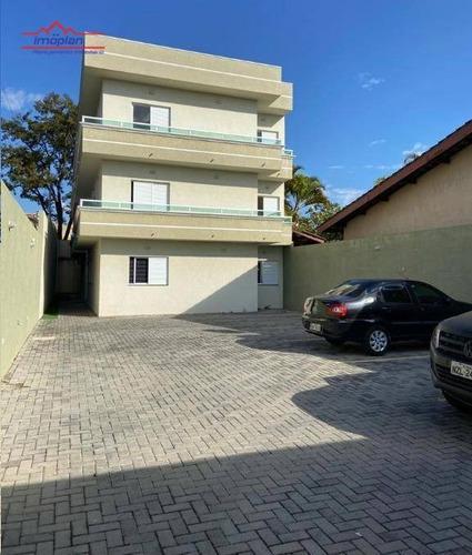 Apartamento Com 3 Dormitórios À Venda, 80 M² Por R$ 400.000,00 - Jardim Do Lago - Atibaia/sp - Ap0375