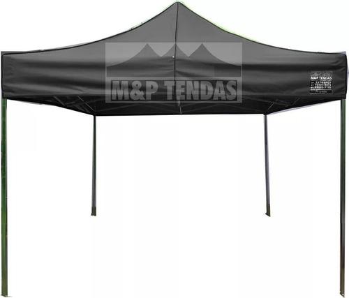 Tenda Sanfonada 3x3  2 Laterais