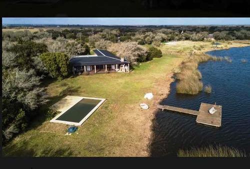 Imagen 1 de 14 de Chacra En Pinamar Con Laguna Privada Y Pileta Para Casa 15