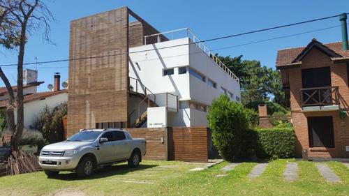 Duplex 3 Ambientes Con Cochera En Centro De Pinamar