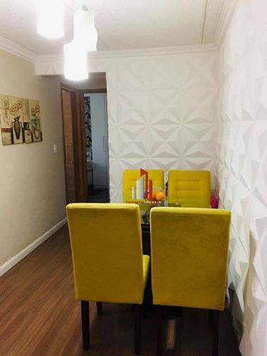 Imagem 1 de 11 de Apartamento Com 2 Dormitórios À Venda, 50 M² Por R$ 228.000,80 - Brasilândia - São Paulo/sp - Ap0019