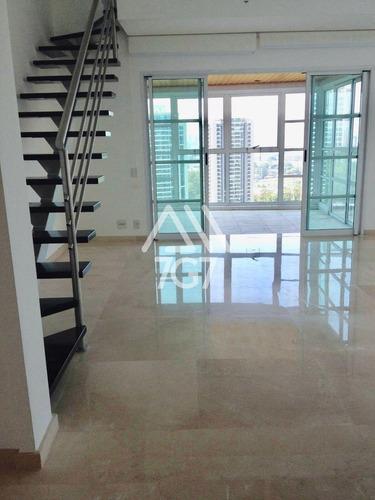 Apartamento Para Venda No Villaggio Panamby Com Vista Para O Verde - Ap10201 - 34370078