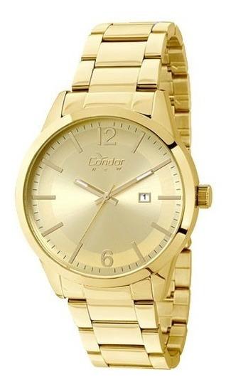 Relógio Condor Copc32ab/4x Dourado = 57