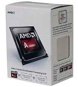 Processador Amd A4-6300 / Fm2 / 3.7 Ghz.