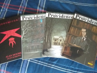 Neonomicon Y Providence Comic Completos