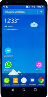 Celular Lg Q6 Prime Nuevo