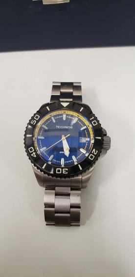 Relógio Technos Acqua 800atm