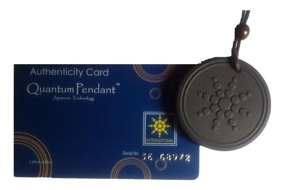 Pendiente Original Scalar Quantum Dije De Energía