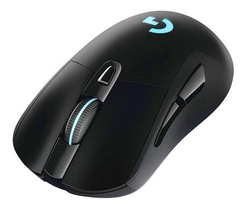 Imagen 1 de 5 de Mouse Inalámbrico Logitech G703 Lightspeed Sensor Hero