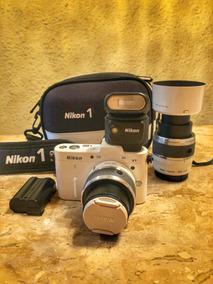 Nikon 1 V 1 Branca