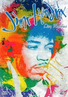 Jimi Hendrix Live Rarities - Dvd Rock