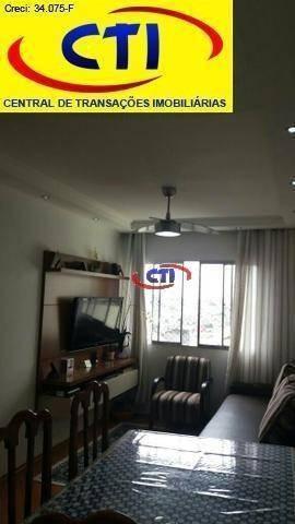 Imagem 1 de 2 de Apartamento À Venda, Taboão, São Bernardo Do Campo. - Ap2440