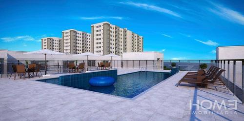 Imagem 1 de 15 de Apartamento À Venda, 46 M² Por R$ 214.900,00 - Parque Beira Mar - Duque De Caxias/rj - Ap1138