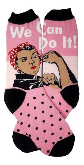 Medias Mujeres - Medias Empoderadas We Can Do It