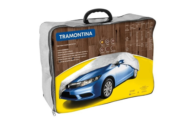 Capa Impermeável Para Carros - Média - Tramontina