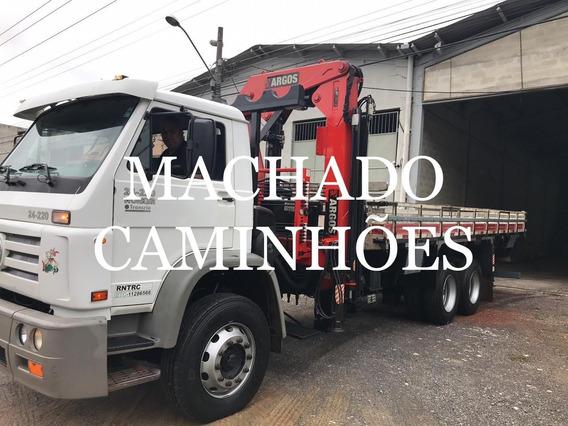 Caminhão Munck 20 Ton