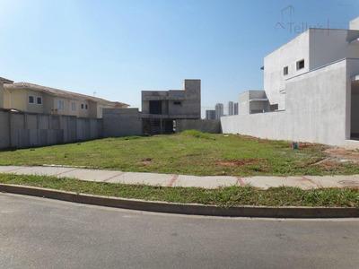 Excelente Terreno Residencial À Venda, Condomínio Giverny, Sorocaba. - Te0115