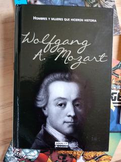 Libro Nuevo Wolfgang A. Mozart Con Ilustraciones Aguilar