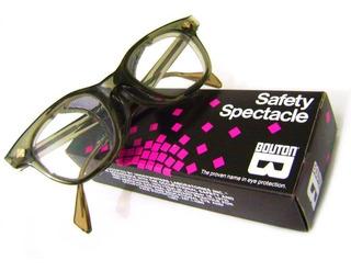Lentes De Seguridad Bouton, Originales, Nuevos, Importados