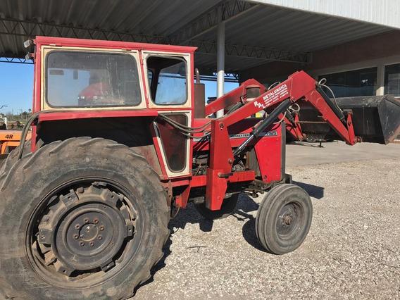 Tractores Massey Ferguson 1185 Con Pala