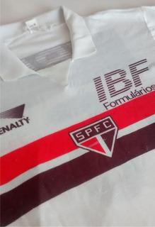 Camisa São Paulo Ibf Penalty Numero Pintado