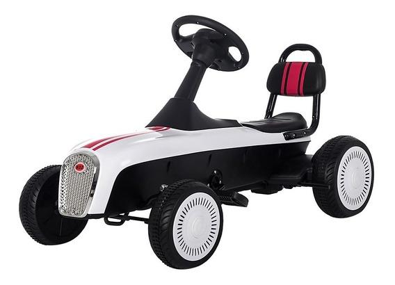 Karting Coche Infantil Auto A Pedal Modelo Retro Ult Diseño