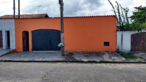 Imagem 1 de 12 de Casa Lote Inteiro Na Praia Com 1 Dorm E Escritura 6386