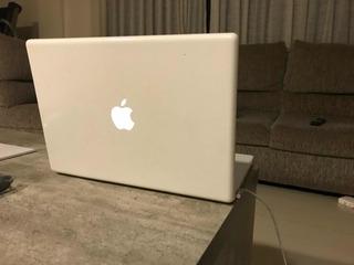 Oportunidad - Macbook White 13 | Con Protools 10hd + Plugins