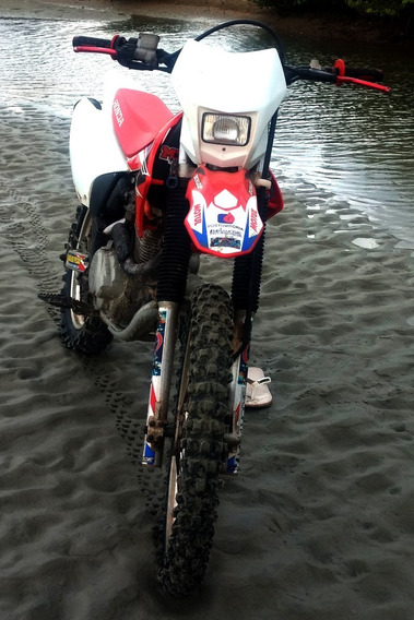 Honda Crf 2015 250cc