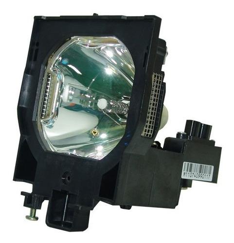 Lámpara Con Carcasa Para Eiki Lc Xt4 / Lcxt4 Proyector