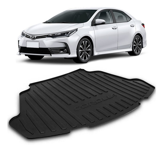 Tapete Bandeja Porta Malas Toyota Corolla 15 16 17 18