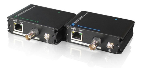 Extensor Poe Y Ethernet Sobre Coaxil 400m Cygnus Cy-epoc